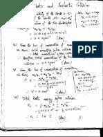 Module 3 Elastic & Inelastic Collision Math Solution