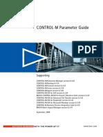 CONTROL-M Parameter Guide
