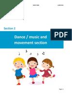 movement   dance music