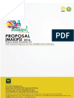 Proposal Imakipsi VIII