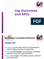 Learning Outcomes and KPIs.pps