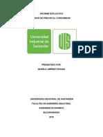Informe explicativo IPC