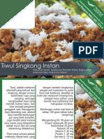 Jual Tiwul Online, Kalori Makanan Untuk Diet, Kliping Makanan Sehat, 0822.365.1234.3
