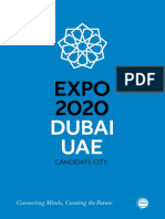 Expo 2020 Booklet English