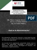 4°clase TEMA 2 ACTITUDES Y VALORES DE UN GERENTE.ppt