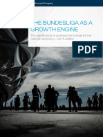Mckinsey Bundesliga as a Growth Engine