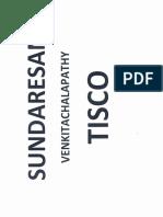 New Employee Sundaresan0001