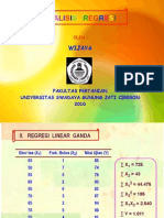 08 Statistika - Regresi Linear Ganda