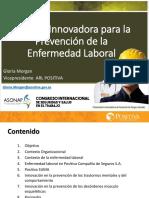 1Gestión Innovadora Para La Prevención de La Enfermedad Laboral