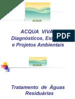 Comportamento Físico, Químico e Bioquímico Dos Poluentes Hídricos