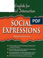 English for Social Interaction _ Social Expressions