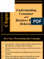 Understanding Consumer and Business Buyer Behavior