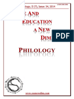 Seanewdim Philology ii7 Issue 34