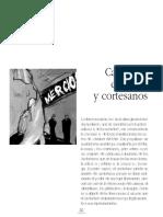 Corral Caudillos Credulos Cortesanos
