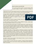 Raport de Activitate 2012-2013