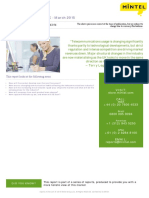 Telecommunications - UK - March 2015_Brochure