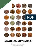 Semillas Silvestres Catalogo