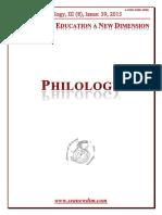 Seanewdim Philology ii8 Issue 39