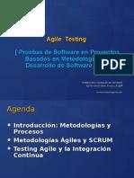 Utp v v Agile Testing 29050