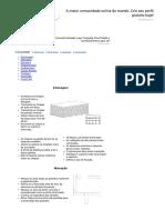 Drywall - Chapas, Perfis, Suportes e Acessórios - Aplicação Drywall - Drywall