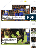 Deportes _ Clarín  21/02/2016