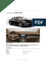 50029 Panamera Turbo Basalt