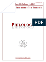 Seanewdim Philology ii9 Issue 44