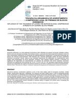 Influência da espessura da argamassa de assentamento na resistência à compressão axial de prismas de blocos cerâmicos