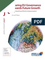 Gearing EU Governance Towards Future Growth (1)