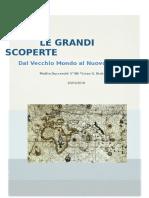 LE GRANDI SCOPERTE