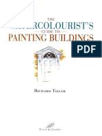 Richard Taylor - Watercolourist's Guide to Painting Buildings-Viny