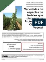 Listado Protecciones TOV_2016_1