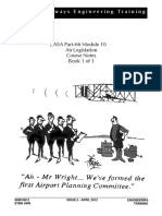 Aviation Legislation