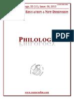 Seanewdim Philology ii11 Issue 56