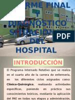 Informe Final y Diagnóstico Situacional