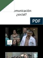CAONG Día 1 - Comunicación ¿Social?