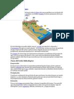 Fases Del Ciclo Hidrológico