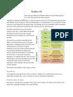 Redes, Modelo OSI, TCP-IP