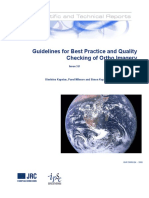 03.4 Technical Specifications Appendix 4 - Geometric Orthorectification Guidelines