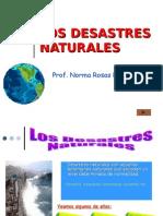 Los Desastres