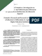1. InvestigaciónFormativa, J. Montoya, 2013