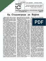 Glas [broj 12, 14.11.1943]