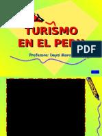 Turismo en El Peru