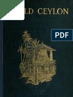 In Old Ceylon 1908
