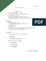 5 Simulare Bac Xi