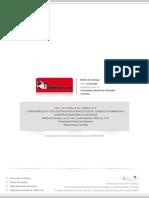 CONDICIONES DE P-T DE LOS ESQUISTOS ACTINOLÍTICOS DEL COMPLEJO CAJAMARCA AL SURESTE DE MONTEBELLO, ANTIOQUIA