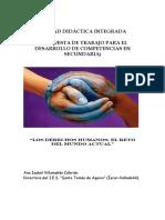 unidad didactica integrada