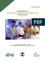 Marvellous Mangroves Workshop in Bangladesh 2015