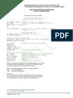 Analisis de Señales Con Matlab - Guía de Laboratorio