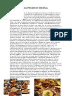 Gastronomia Regional